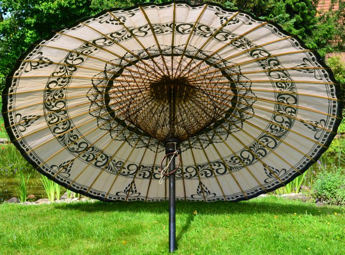"""Asiatische Sonnenschirme , Sonnenschirm Chauk"""""""