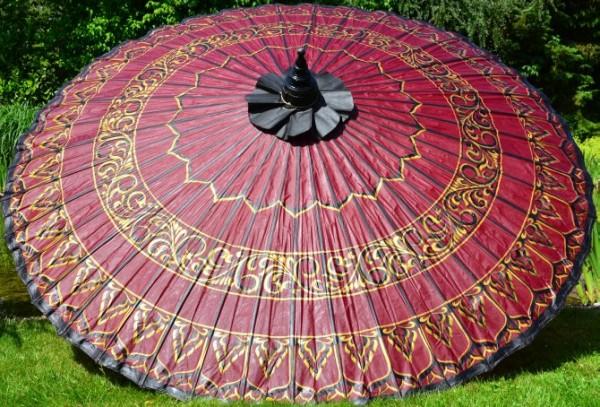 Sonnenschirm Asiatisch asiatischer sonnenschirm mit stil