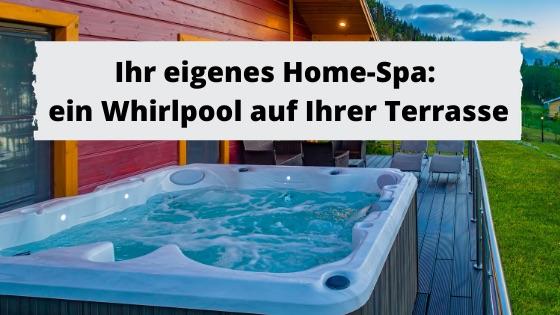 Whirlpool-Holzhaus