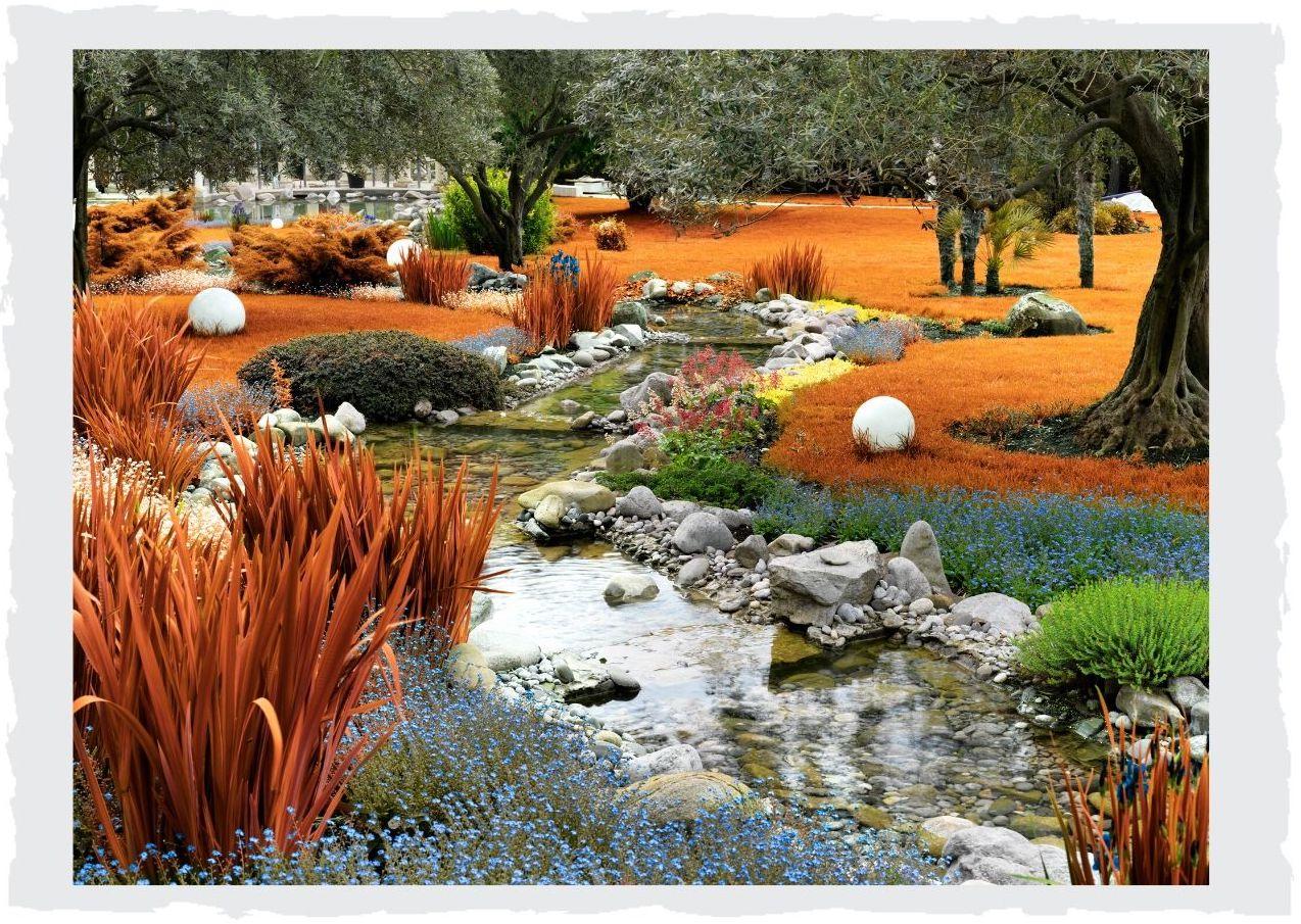 Oranger-Garten