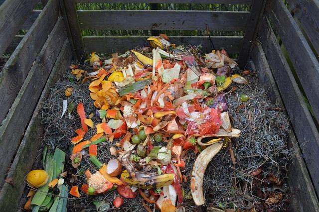 kompost-abfaelle