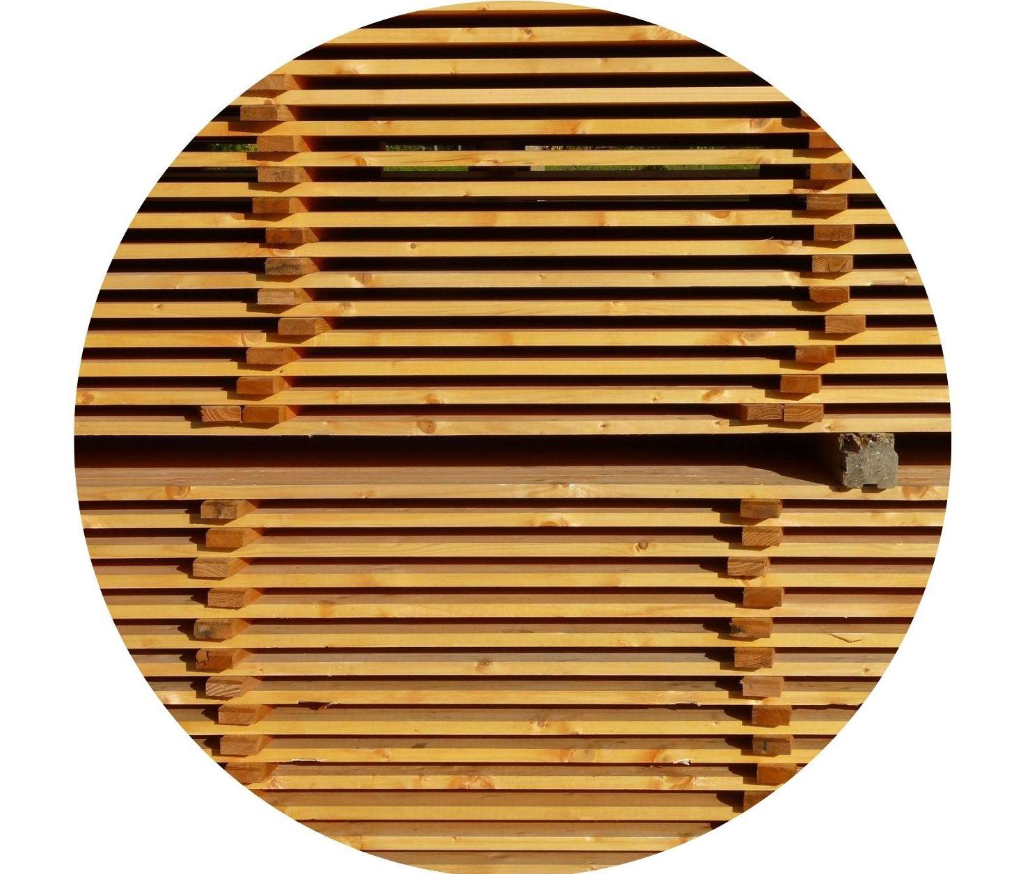 Terrassendielen-Profil