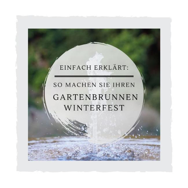 gartenbrunnen-winterfest-machen