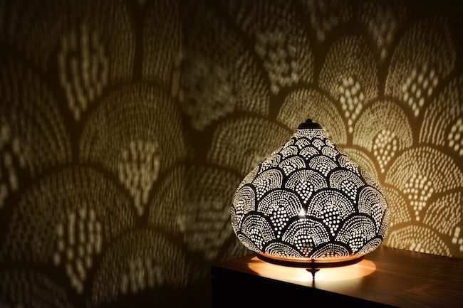 orient dekolampe faaria lampen. Black Bedroom Furniture Sets. Home Design Ideas