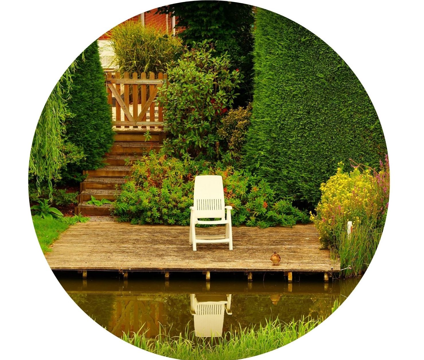 idyllische-Terrasse