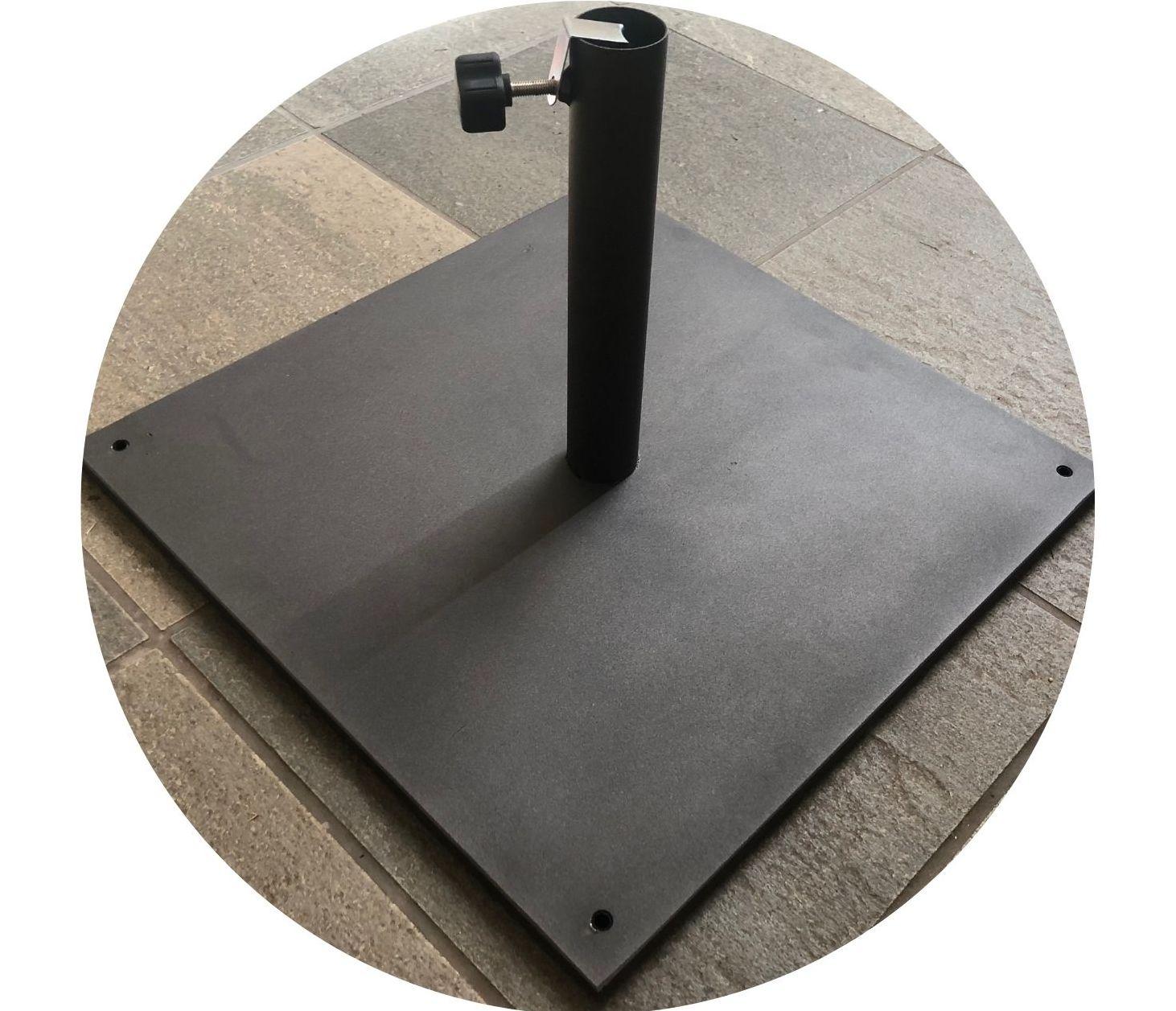 Schirmstaender-quadratisch