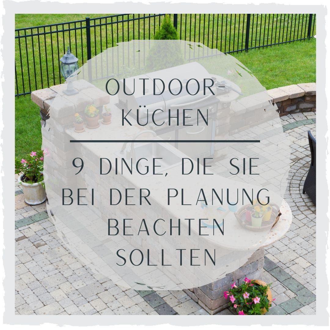 Outdoor-Kuechen